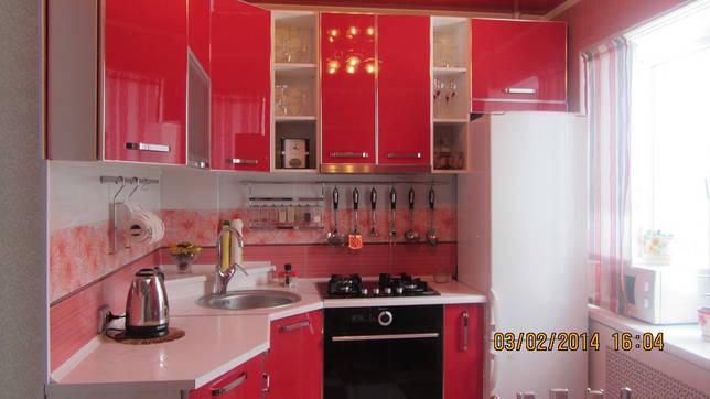 Идеи дизайна угловой кухни в «хрущевке»