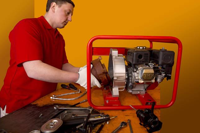 Основные неисправности и ремонт мотопомп